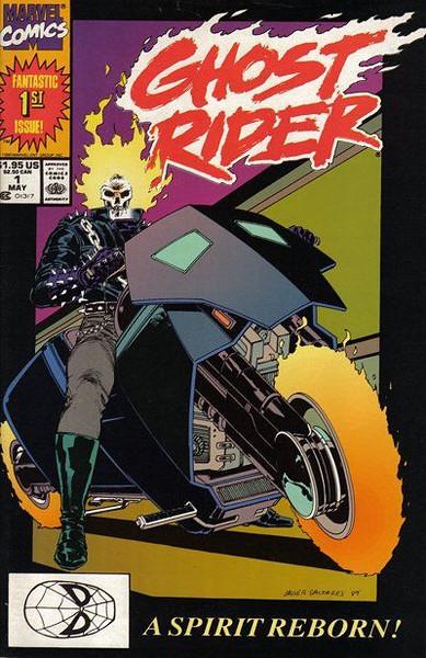 Ghost Rider 90s