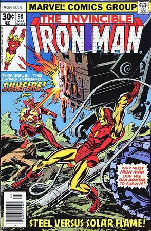 Iron Man Issues
