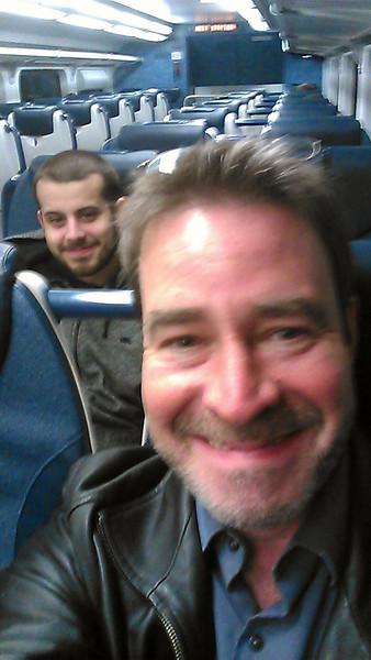 Greg & Al's Excellent Adventure in New York 2012