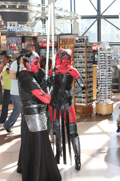 COMIC CONVENTIONS