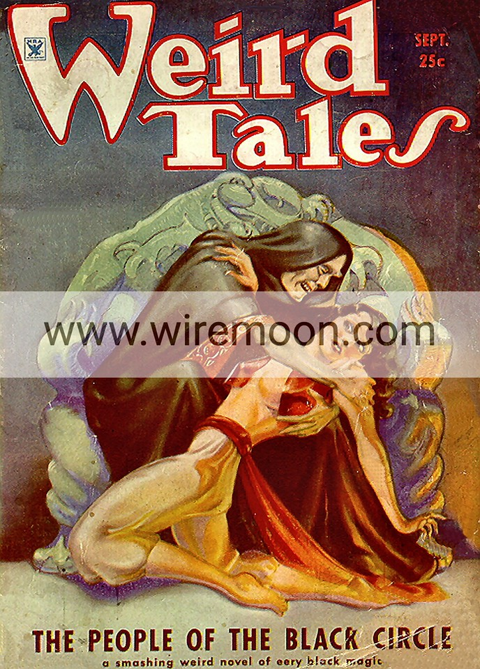 Weird Tales September 1934