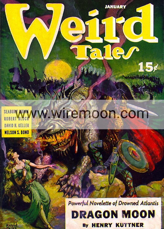 WEIRD JAN 1941