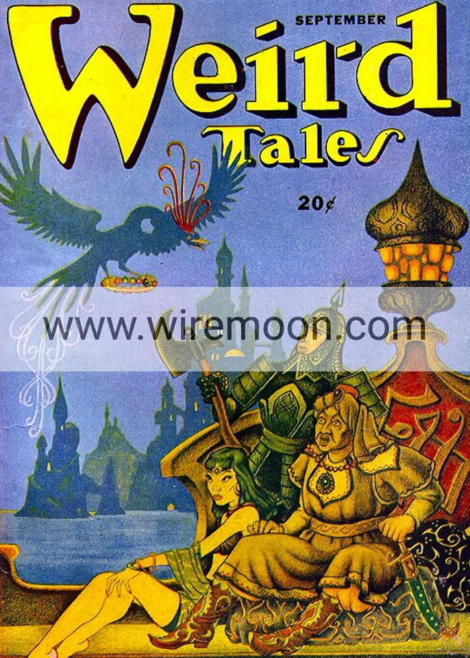 Weird Tales September 1947