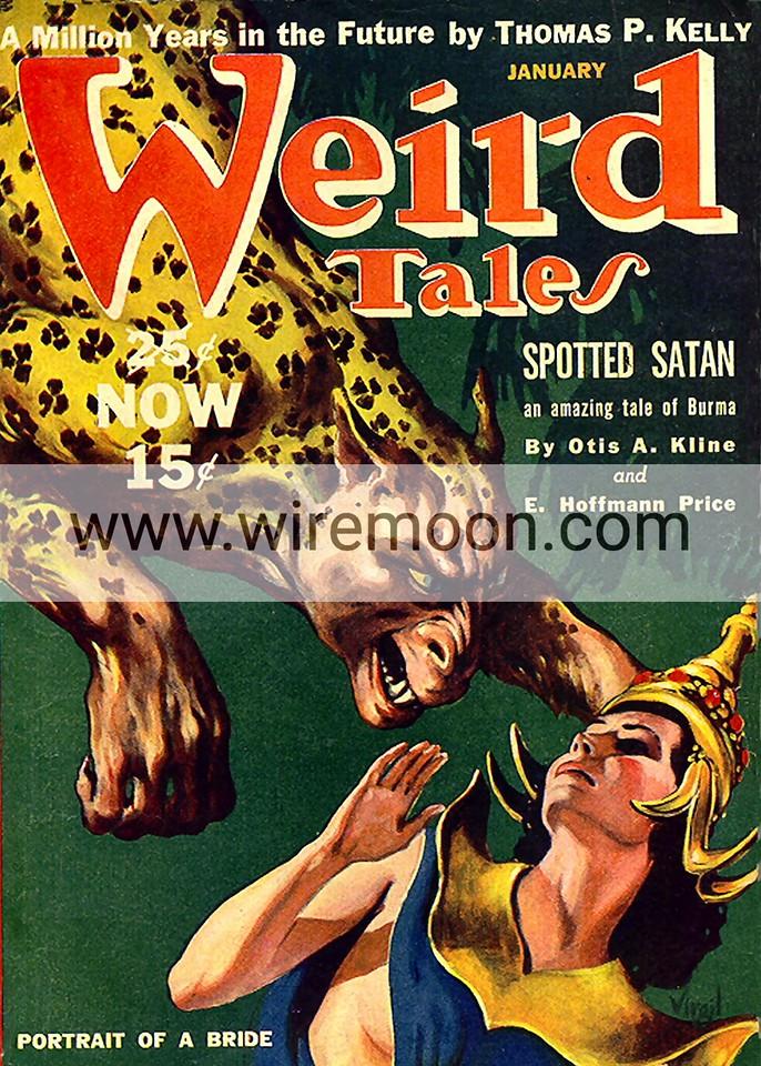 WEIRD JAN 1940