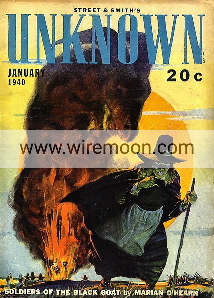 UNKNOWN # 11 JAN 1940