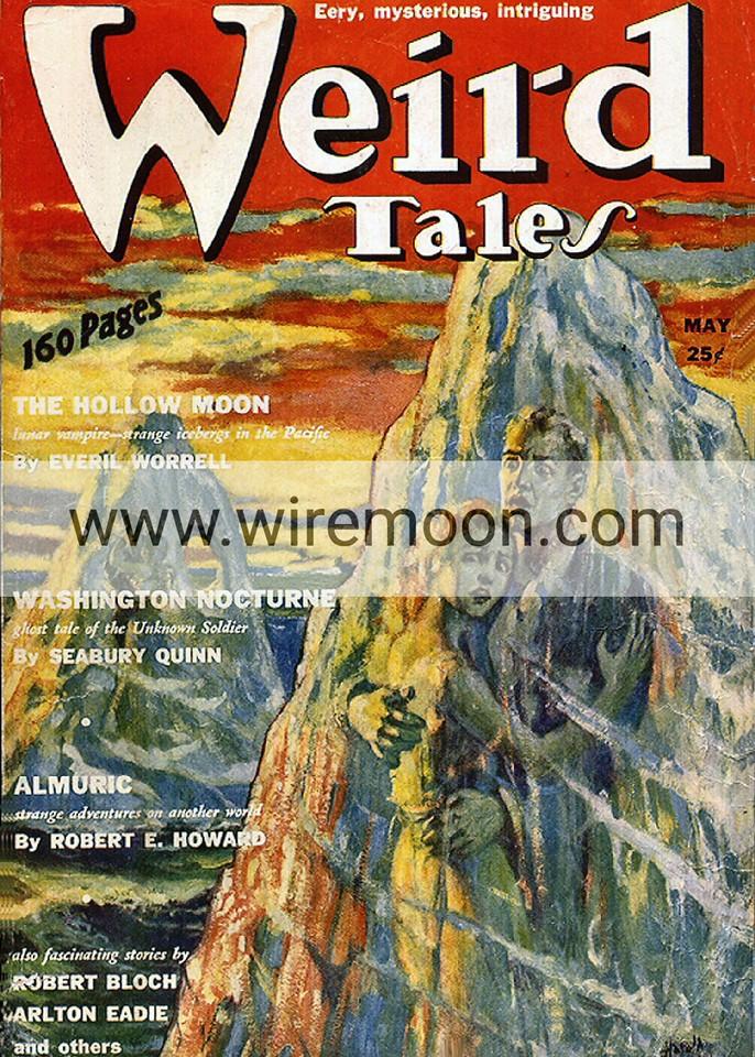 WEIRD MAY 1939