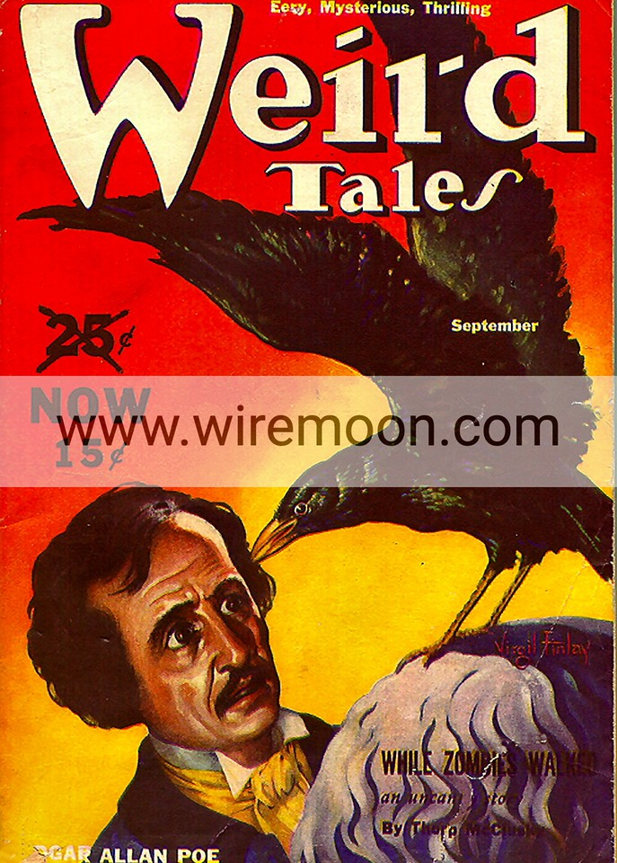 Weird Tales September 1939