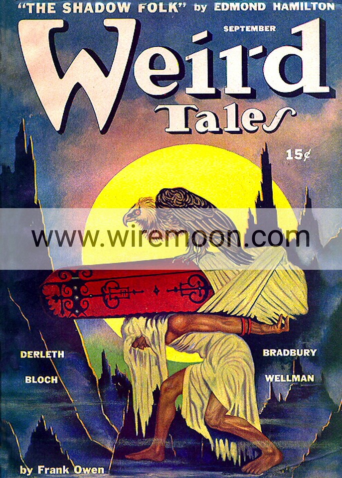 Weird Tales September 1944