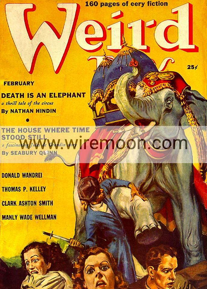WEIRD FEB 1939