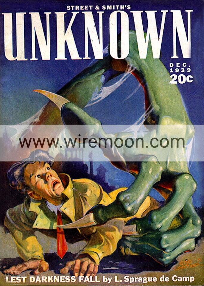 UNKNOWN # 10 DEC 1939