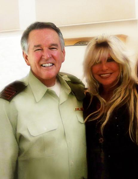 Dan Gordon Capt IDF (RES)