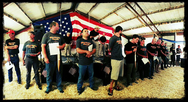 SERVING CALIFORNIA ~ Wounded Warriors Ceremony