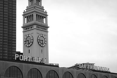 Port of San Francisco, CA