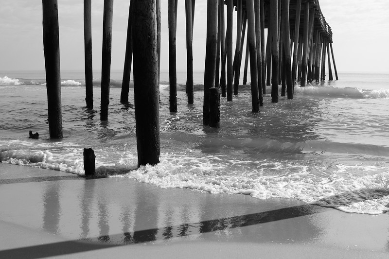 Pier at Kitty Hawk, NC