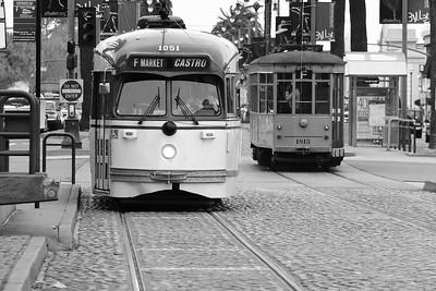 Trolley, San Francisco CA