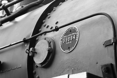 Baldwin Locomotive Works Train Engine