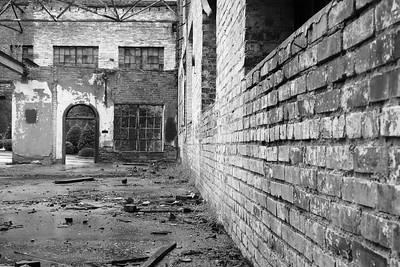 Abandoned Warehouse, Statesville NC