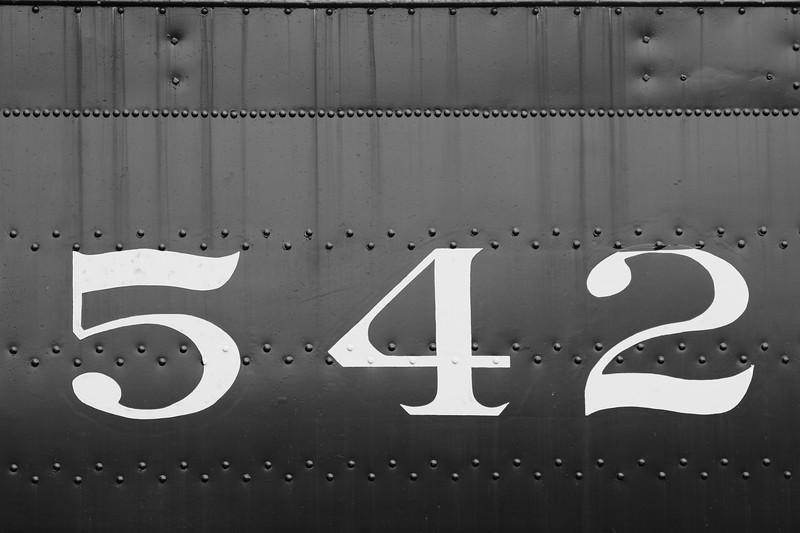 Train Engine #542