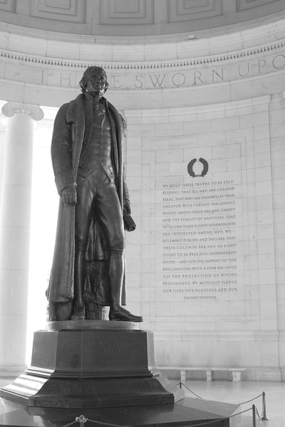 Jefferson Memorial, Washington DC