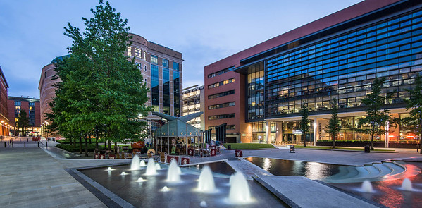 Brindley Place, Birmingham