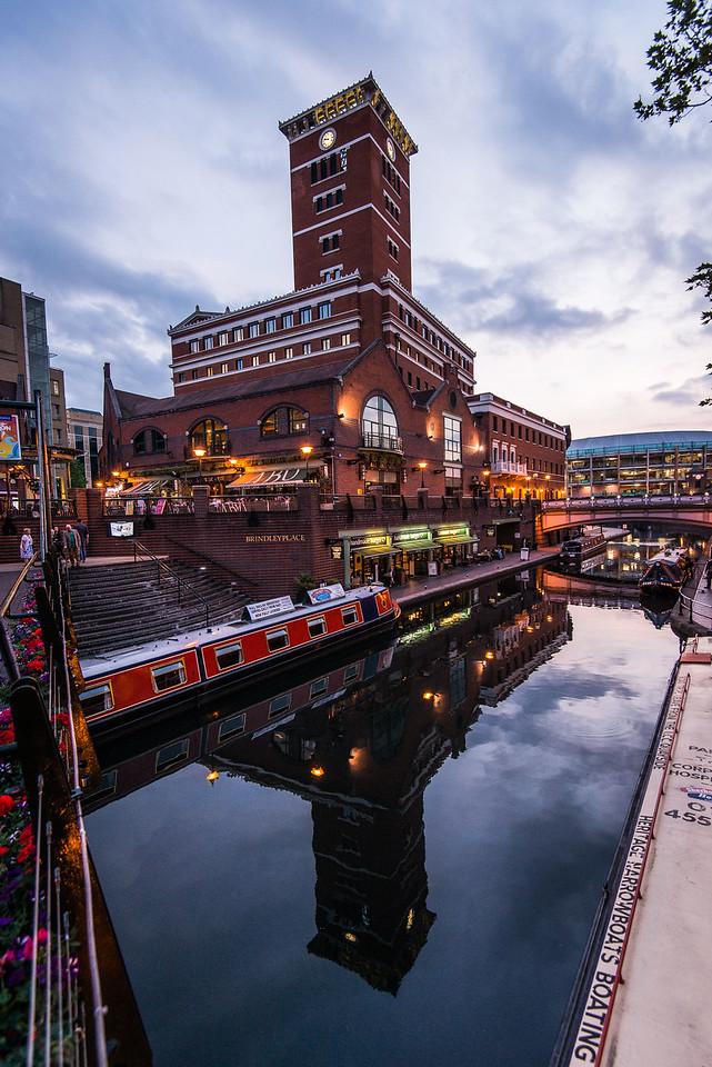 Brindley Place, Birmingham
