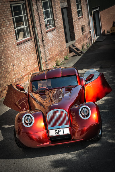 Morgan SP1