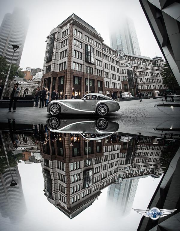 Morgan Aero Max - from main feature photo shoot for MOG Magazine - London