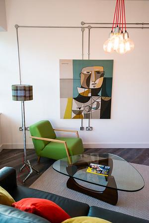 Concord House - interior
