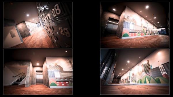 Tennant Street - Exterior & twilight