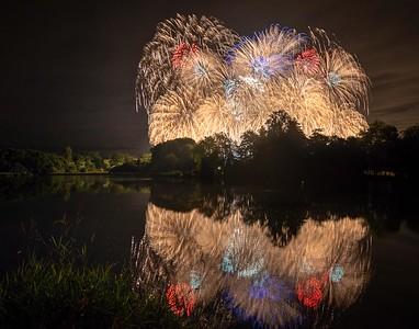 Eastnor Fireworks Championship 2018
