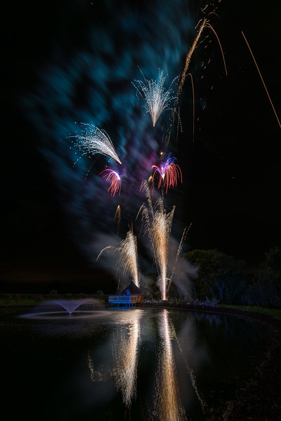 MLE Pyrotechnics - Private Wedding Fireworks Show