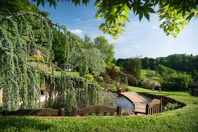 Model Farm Garden