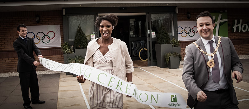 Holiday Inn Walsall - Grand Opening with Denise Lewis by Digitlight Photography