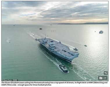 HMS QNEZ Mail