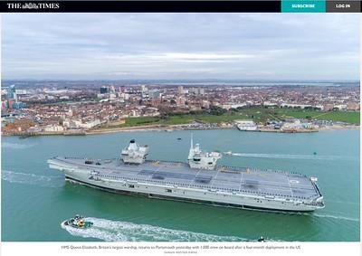 HMS QNEZ Times