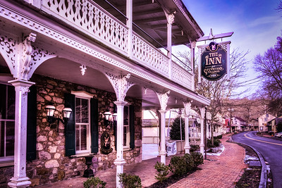 THE INN, ST PETERS PENNSYLVANIA