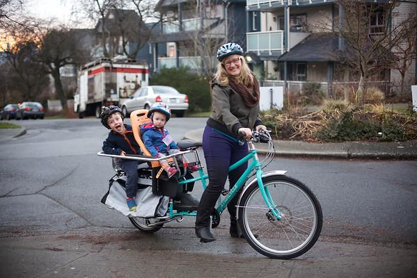 Emilie's Electric Bike