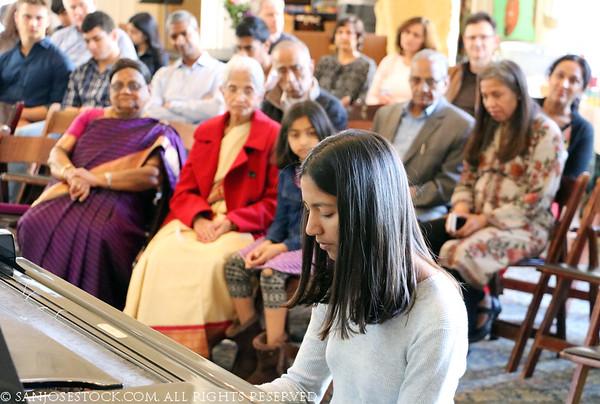 Ananya Sridhar Solo Recital