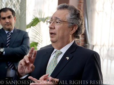 Council General de Mexico Welcome Reception