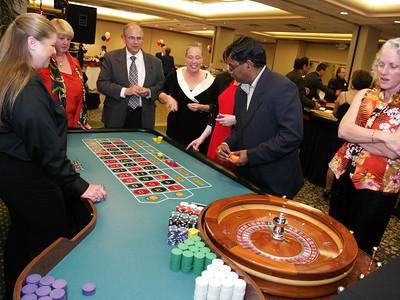 Evergreen Business Association Casino Night