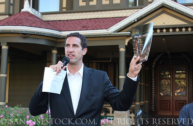 Chamber of Commerce Mixer-Winchester Mystery House
