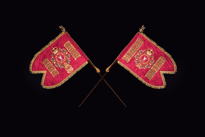 Scottish & North Irish Yeomanry Guidon