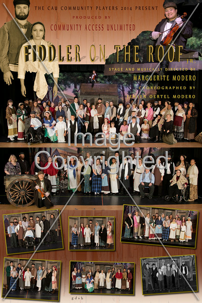 CAU - Fiddler On The Roof