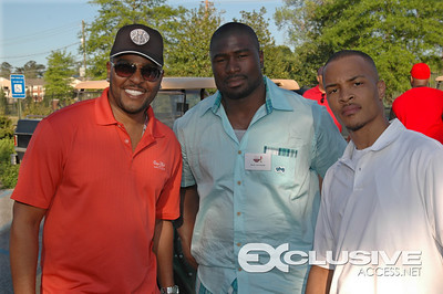 RYAN CAMERON FOUNDATION 3rd ANNUAL YOUTH GOLF CLINIC W/SPECIAL GUEST TI & MORE (ATLANTA, GA)