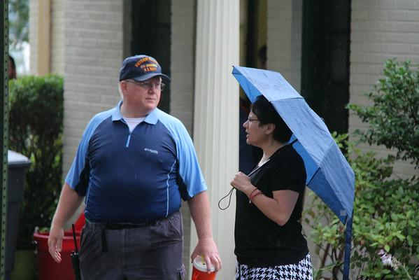 7/26/2014 - Veterans Tribute in Gorgas Park