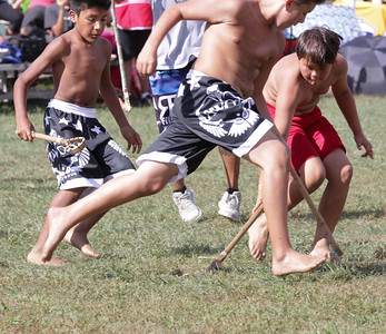 STICKBALL - (Youth) Wolftown vs Big Cove, October 3