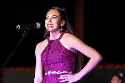 Teen Miss Cherokee Pageant, October 3