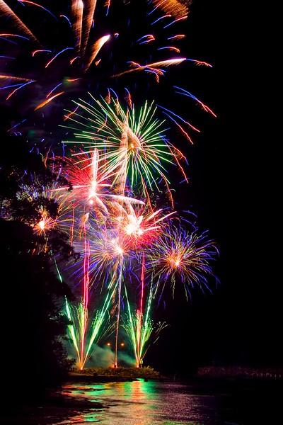 BOTF Fireworks