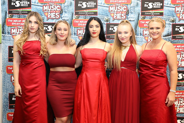 The Entertainers 2018 - Red Carpet Night