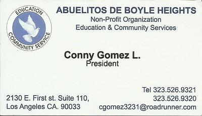 ABUELITOS DE BOYLE HEIGHTS